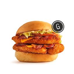 Cheese Chicken Crispy Bacon G