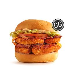 Cheese Chicken Crispy Bacon GG