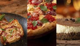 Combo Tortano + Pizza Magistrale Grande + Tiramissu