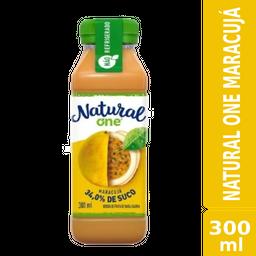 Suco de Maracujá Natural One 300ml
