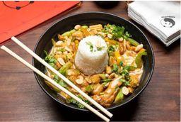 Ko Phi Phi, Thai Red Curry - Prato Picante
