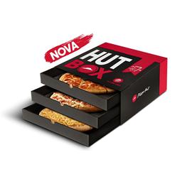 40% Off - Hut Box com 3 Pizzas Médias