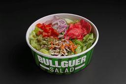 Salad Bullguer 200g: