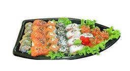 25 Sushi Salmão