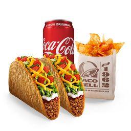 Combo Crunchy Taco Supreme