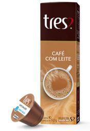 Café com leite caixa c/ 10 und