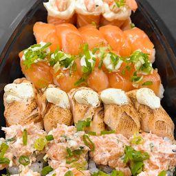 Barca Especial Sushi dos Amigos