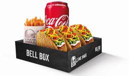 Bell Box Taco Supreme por tempo limitado!