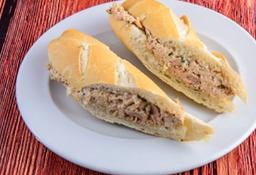 Sanduiche Pasta de Atum