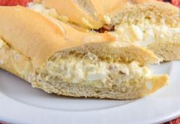 Sanduiche Pasta de Ovos