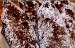Pão de Café com Gotas de Chocolate
