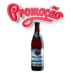Cerveja Paulaner Sem Alcool 500 Ml - 335232