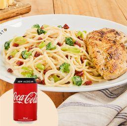 Cozinha da Casa + Coca Grátis