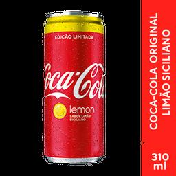 Coca-Cola Original Limão Siciliano 310ml