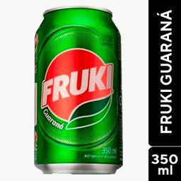 Fruki Guaraná 350ml