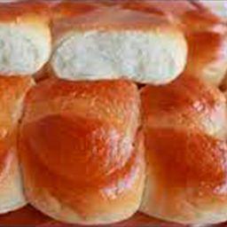 6 Mini Pães Sovado