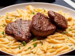 Baby Beef Com Mac And Cheese