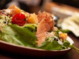 Salada De Presunto E Melão