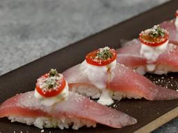 Niguiri Tuna Burrata - 4 Unidades