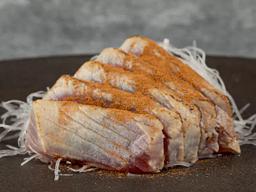 Sashimi de Atum na Canela - 5 Unidades