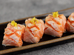 Sashimi de Barriga Roast Trufado