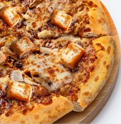 Lançamento Pizza Frango com Barbecue