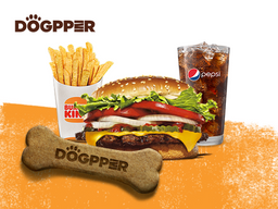 Combo Whopper + Dogpper