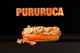 Hot Dog Pururuca