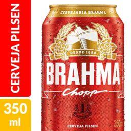 Cerveja brahma 350 ml