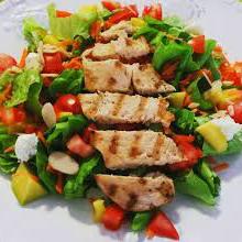 Salada Gourmet Tropical