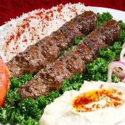 Kebab kafta  turco