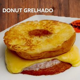 Donutwiche Grelhado