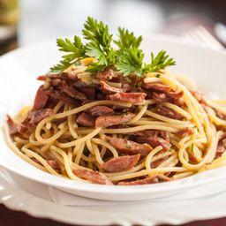 Spaguetti a Calabreza