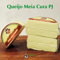 Queijo Minas Padrão PJ (média 450g)