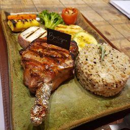 Prime Rib Duroc Pork - 450g