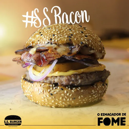 Combo 2 Pessoas: Bacon Lovers Agora Duplos (2 Ss Bacon Duplo)