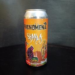 Phenomena Shaala Witbier 473ml
