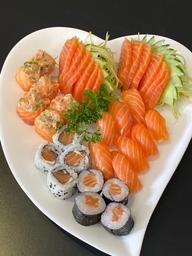 Combinado salmão - 2 pessoas (34 unidades)