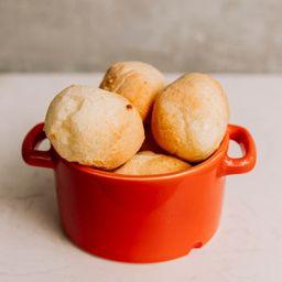 Mini Pão de Queijo (4un)