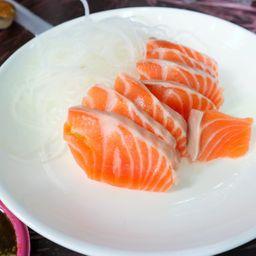 5 Sashimi de Salmão