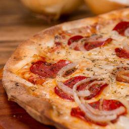 Pizza de Pepperone - Família