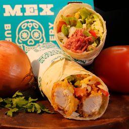 2 Por 1 Mex Burritos
