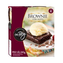 Brownie com Nozes 240g - 4 Unidades