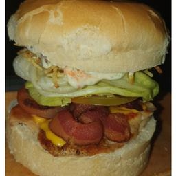 X - Frango Bacon