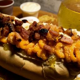 Hot Dog de Bacon - 30cm
