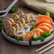 Sushi por 1$ - 25 Peças