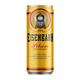 Cerveja Eisenbahn Lata 350ml