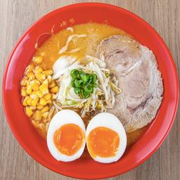 Misso Tonkotsu Ajitama / 味噌豚骨味玉