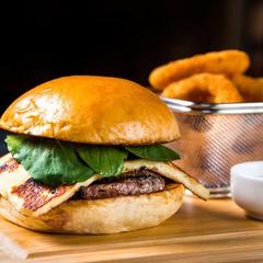 Trio Panelada Burger