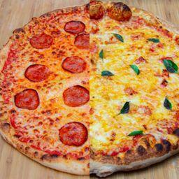 Pizza Grande - Meio a Meio